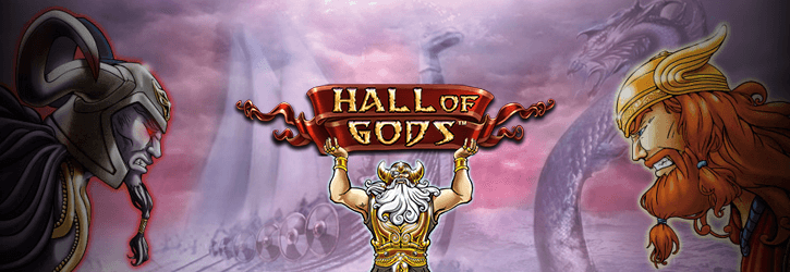 hall of gods slot netent