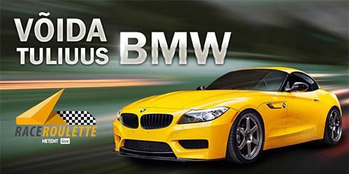 OlyBet võida uus BMW Z4