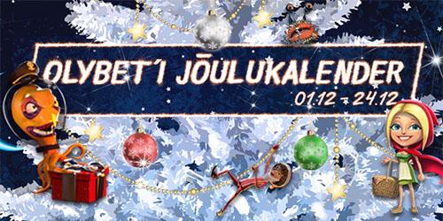 OlyBeti jõulukalender