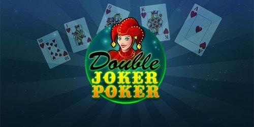 paf double joker poker