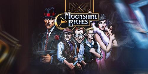 betsafe kasiino moonshine riches slot