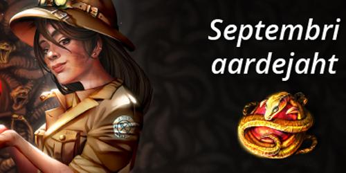 chanz kasiino septembri aardejaht