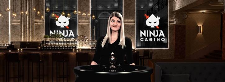 ninja kasiino live diiler