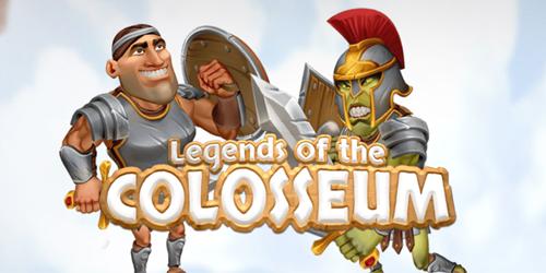 paf kasiino legends of the colosseum kampaania