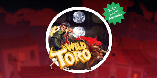 paf kasiino wild toro