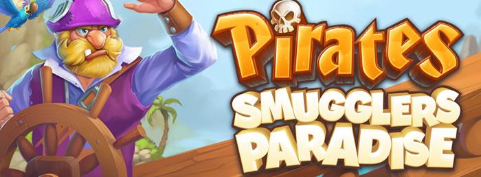 pirates smugglers paradise slot yggdrasil