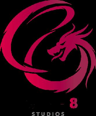Pulse8 Studios Logo