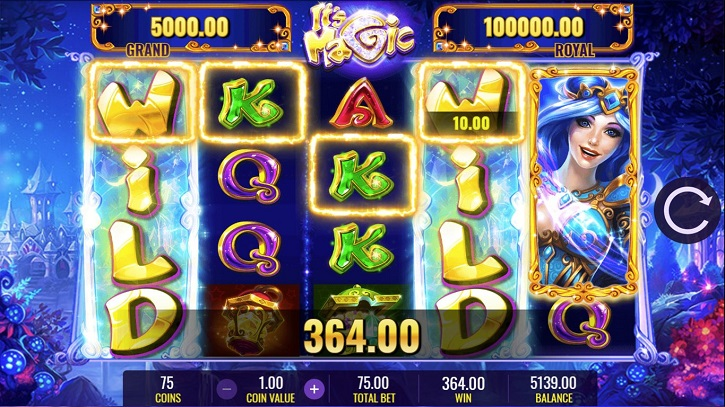 its magic lilly slot review