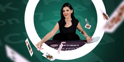 optibet kasiino live blackjack