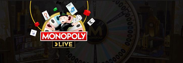 monopoly live game evolution