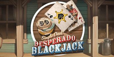 desperado blackjack
