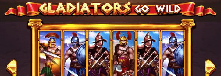 gladiators go wild slot microgaming