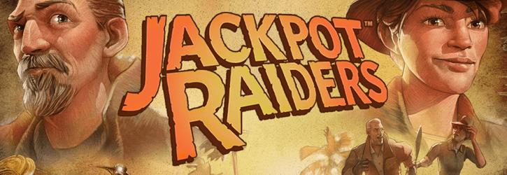 jackpot raiders slot yggdrasil