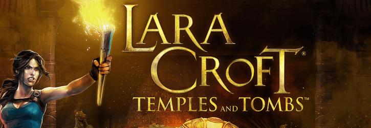 lara croft temples and tombs slot microgaming