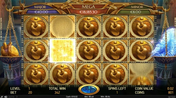 mercy of the gods slot review