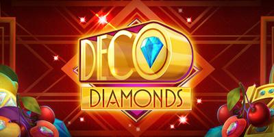 ninja kasiino deco diamonds