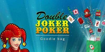 paf kasiino double joker poker goodie bag