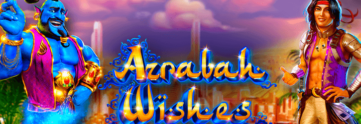 azrabah wishes slot gameart