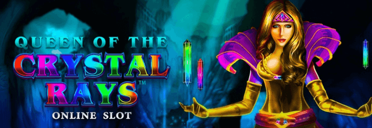 queen of the crystal rays slot microgaming