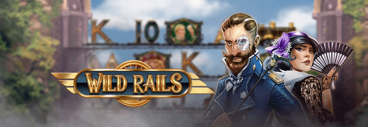 wild rails slot playngo