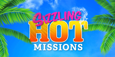 paf kasiino sizzling hot missions