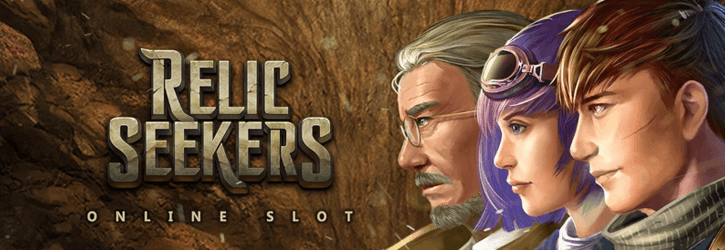 relic seekers slot microgaming