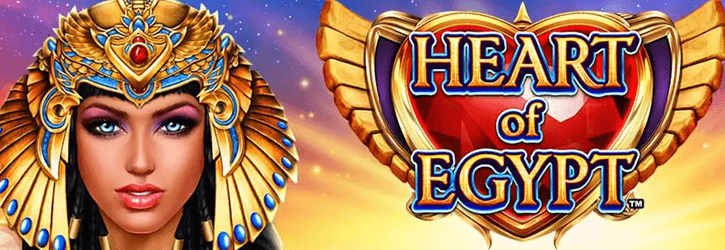 heart of egypt slot novomatic