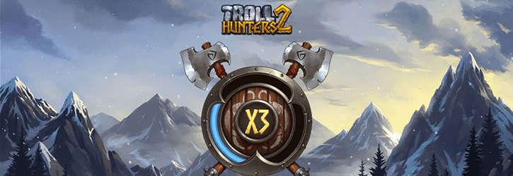 troll hunters 2 slot playngo