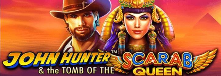 john hunter scarab queen slot pragmatic play