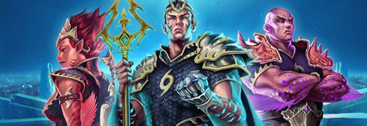 kingdoms rise guardians of the abyss slot playtech