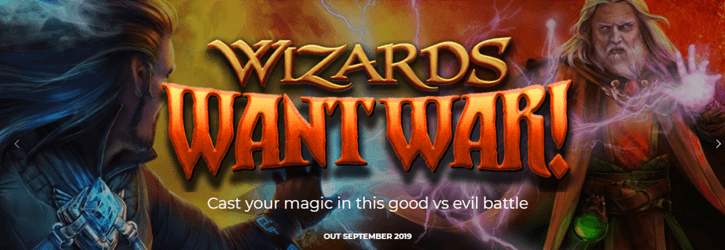 wizards want war slot habanero