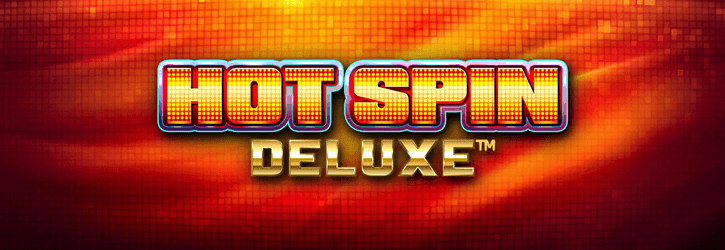 hot spin deluxe slot isoftbet