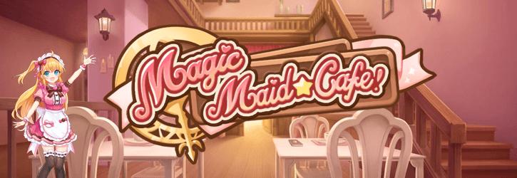 magic maid cafe slot netent