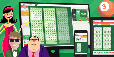 paf kasiino november bingo