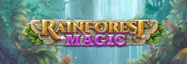 rainforest magic slot playngo