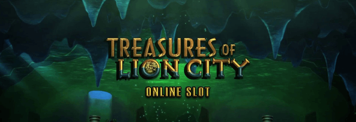 treasures of lion city slot microgaming