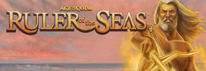 age of the gods ruler of the seas slot playtech