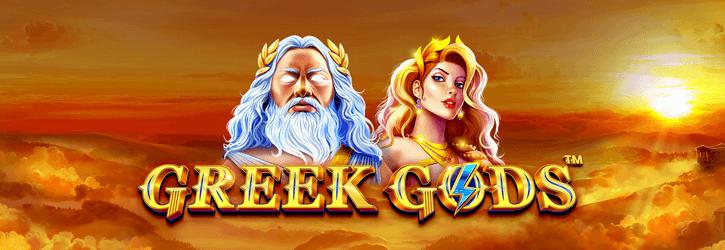 greek gods slot pragmatic