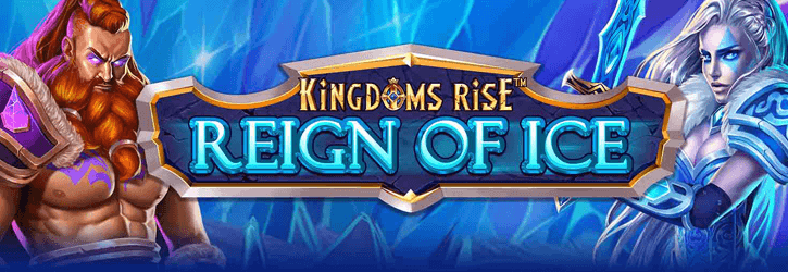 kingdoms rise reign of ice slot playtech