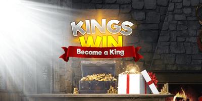 kingswin kasiino christmas week