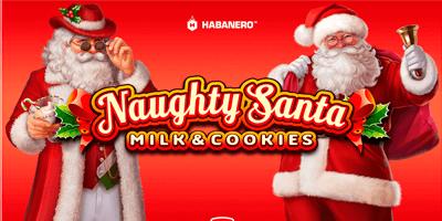 naughty santa slot