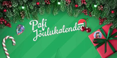 paf kasiino joulukalender