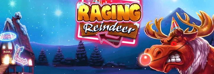 raging reindeer slot isoftbet