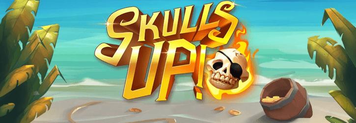skulls up slot quickspin