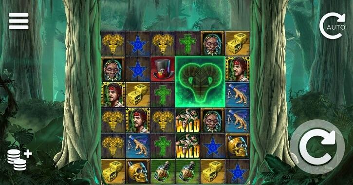 voodoo gold slot bonus