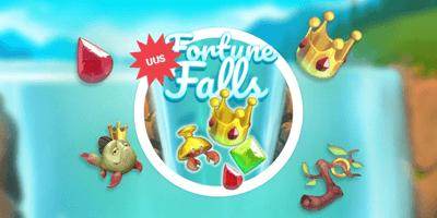 paf kasiino fortune falls spinnid
