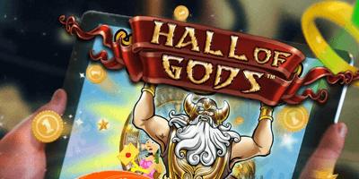 paf kasiino hall of gods suur voit