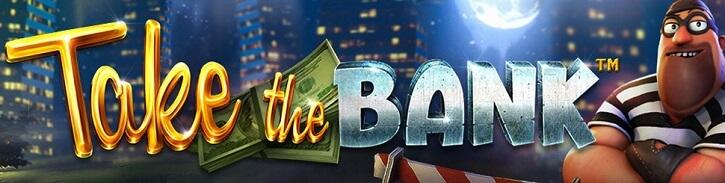 take the bank slot betsoft