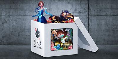 ninja kasiino valentines day