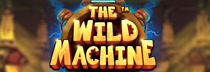 the wild machine slot pragmatic